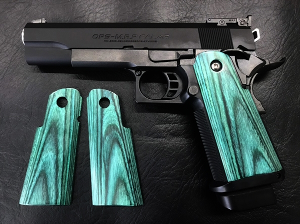 Wood grip Hi-CAPA 5.1 / 4.3