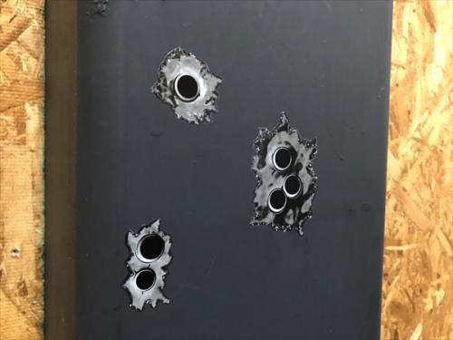弾痕(メタル) .45ACP BULLET HOLES(METAL)